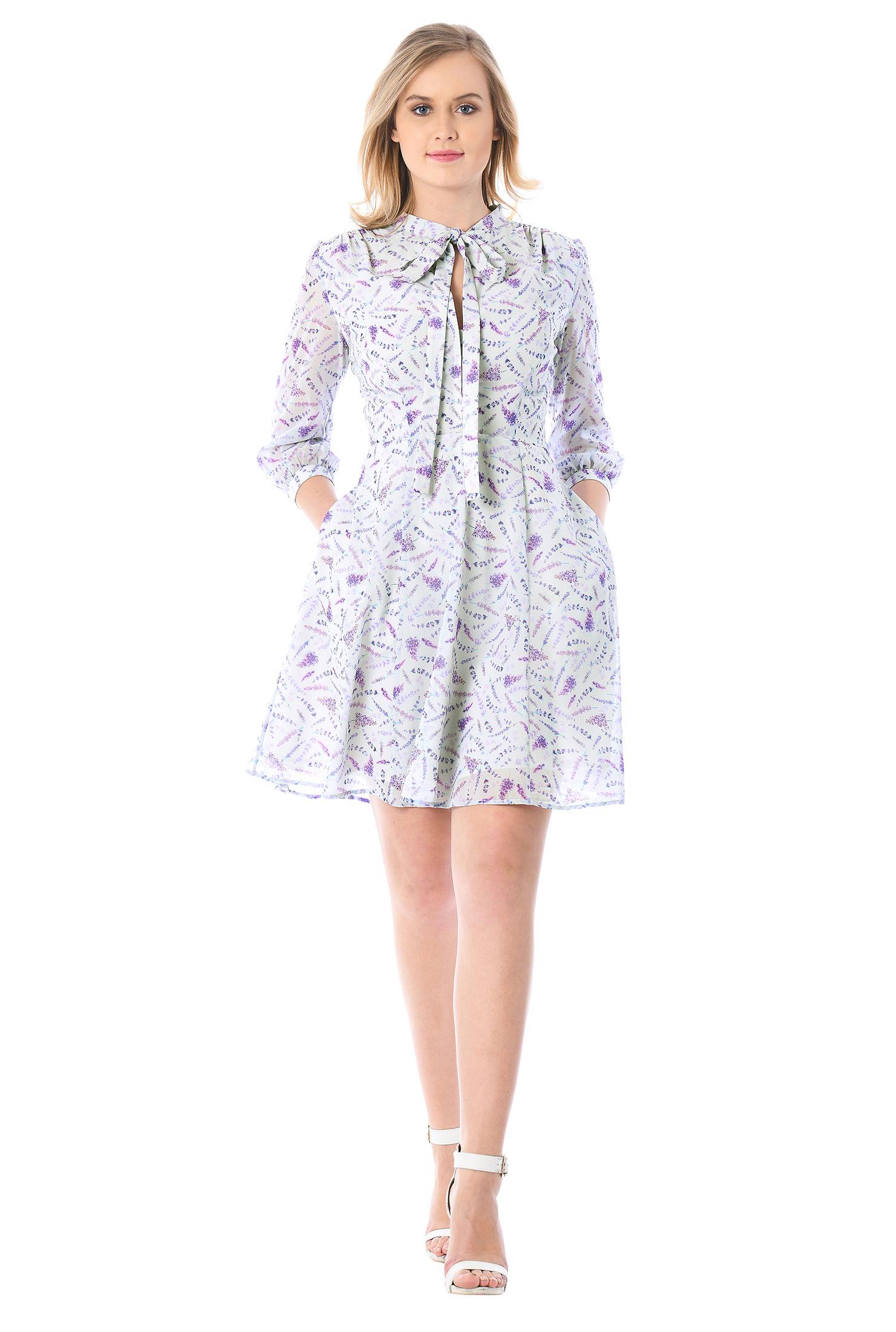 Tops Lavender Dress